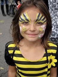 best 25 bumble bee face paint ideas on pinterest bee face paint
