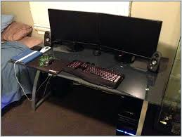 Gamer Computer Desks Gaming Computer Desks For Home Gamer Desk Or Player Ideas Gaming