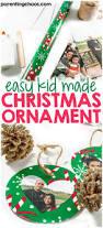 kid friendly diy photo ornament parenting chaos