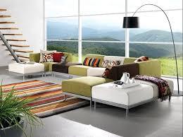 Living Room Interior Design With Purple Reflex Sofa By Toine Van - Sofa interior design
