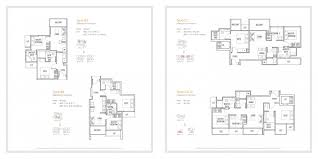 Floor Plan Guide by Trilive New Launch Freehold Property In Singapore