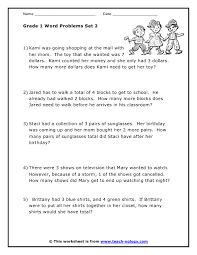 grade 1 math word problems worksheets grade 1 word problems set 2
