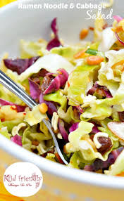 Noodle Salad Recipes Easy Crunchy Asian Ramen Noodle And Cabbage Salad Recipe