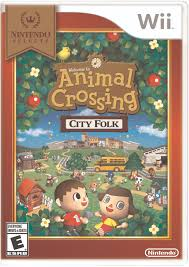 animal crossing city folk game giant bomb