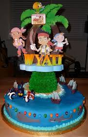 191 cakes jake u0026 neverland pirates images