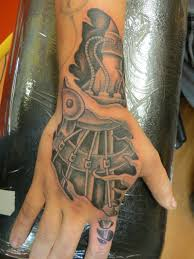 mechanic tattoos cool arm disign part 135 tattooimages biz
