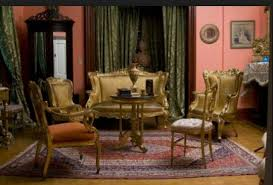 Second Empire Style Room No Exit Pinterest Empire Style - Empire style interior design