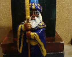 blue wizard etsy