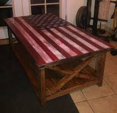ana white outdoor coffee table ana white american flag rustic coffee table diy projects