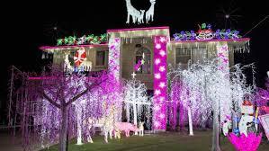 full list of gold coast christmas lights 2016 gold coast bulletin