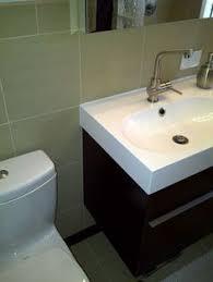 Ikea Godmorgon Medicine Cabinet Godmorgon Vanity With Walnut Veneer Bath Pinterest Walnut