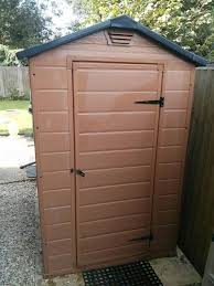 Keter Plastic Keter Plastic Sheds Review Image Review Image 8x6 Apex
