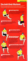 38 best office exercises images on pinterest office workouts