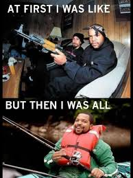 Ice Cube Meme - ice cube at first i was like viral viral videos