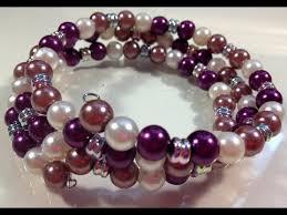 make bead bracelet wire images Diy memory wire wrap bracelet theeasydiy fashiondiy jpg