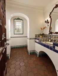 Best Spanish Style Images On Pinterest Haciendas Spanish - Spanish bathroom design