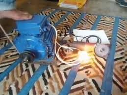 Jual Dinamo Dc Rpm Rendah geneator putaran rendah bekas motor induksi