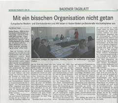 Eventakademie Baden Baden Pressemitteilungen Der Hochzeitsagentur Cb Events Aus Koblenz