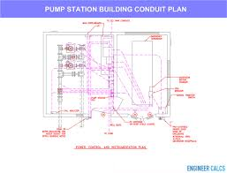 learning how to read a conduit construction plan drawing