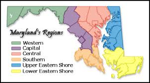 maryland map capital mdgenweb genealogical and historical societies