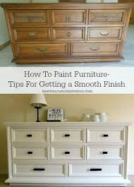 Repainting Bedroom Furniture How To Paint Furniture Paint Furniture Smooth And Paintings