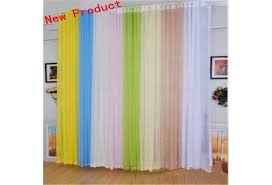 wish luxury sheer curtains living room windows tulle curtains
