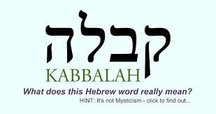 kabbalah what does the word really galilee green
