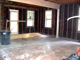 removing studs from a load bearing wall framing contractor talk
