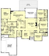 5 bedroom open floor plans davis road house plan flexibility ceilings and future
