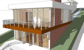 32bhs2br3d1jpg 11 sumptuous design ideas 16 x 32 cabin floor plans hillside home plans basement sloping lot hoe inspirations modern 11