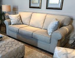 made in usa sofa compel smoke fabric sofa w 2 pillows made in usa best sofas