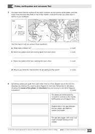 plate tectonics worksheet free worksheets library download and