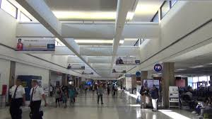 Airports Around Los Angeles Map by An Hd Tour Of Lax Los Angeles International Airport Terminals 4