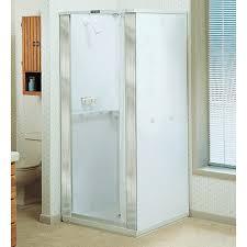 Bathroom Shower Stall Kits Shower Stalls Kits Showers The Home Depot Inside Stall Kit