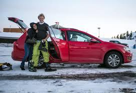 nissan pathfinder in snow 2016 volkswagen golf sportwagen s 1 8t review long term update 5