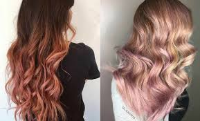 rose gold hair color 23 trendy rose gold hair color ideas stayglam