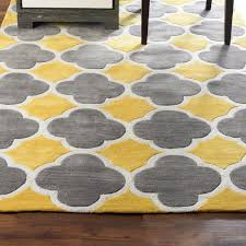 Round Yellow Rug Rugs Yellow And Grey Rugs Yylc Co