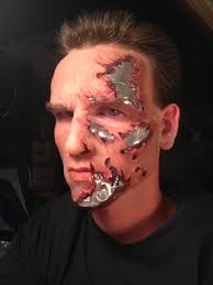 Terminator 2 Halloween Costume Terminator Halloween Costume