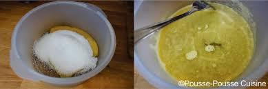 cuisine faire blanchir pousse pousse cuisine gâteau à la rhubarbe meringué