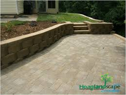 landscape retaining wall contractor charlotte belmont north