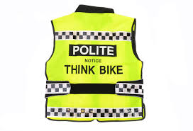 motorbike vest equisafety high visibility polite waist coat x large amazon co