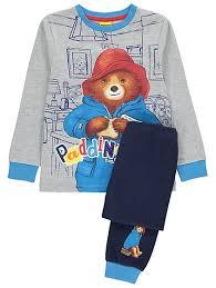 paddington clothes paddington pyjamas kids george