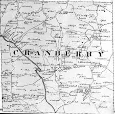 Lancaster Pennsylvania Map by Butler County Pennsylvania Maps 1874