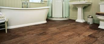 Wood Floor In Bathroom Best Vinyl Plank Flooring In Bathroom With Vinyl Flooring Store