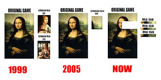 Next Gen Dev Meme - the mona lisa as a next gen video game kotaku australia