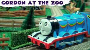 thomas friends gordon zoo toy train animals thomas