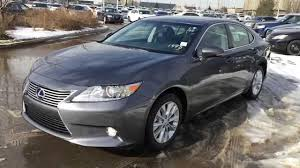 lexus of carlsbad service new grey 2015 lexus es 300h hybrid fwd touring package review