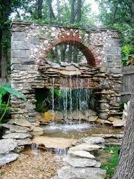 Garden Waterfall Ideas 35 Impressive Backyard Ponds And Water Gardens Garden Waterfall