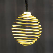 led solar metal wire lights from jackson perkins
