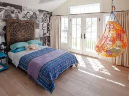 bedrooms hardwood floors and area rugs charming white padded sofa